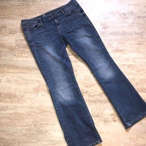 🎉4/$10🎉Mossimo modern bootcut jean